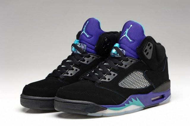CityFS FlyAir J 5 Retro Basketball Sneakers